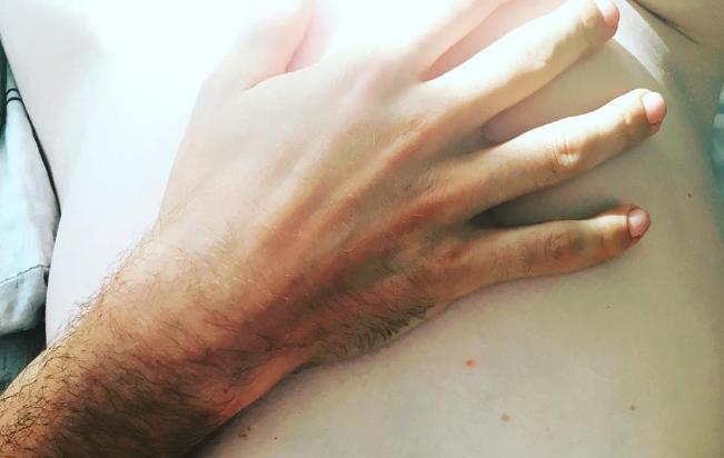 ženský orgasmus a těhotenství